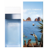 Dolce and Gabbana Light Blue Love in Capri Pour