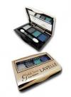 Lavelle Тени компактные 4-х цветные ES-25