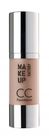 MAKE UP FACTORY СС крем CC-Foundation