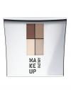 MAKE UP FACTORY Тени для век 4х цветные Eye Colors