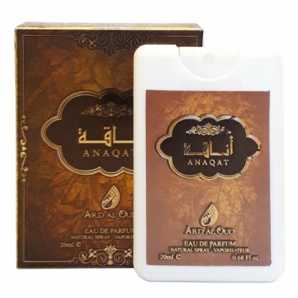 AL ATTAAR ANAQAT EDP, 20ml SPR парфюмерная вода унисекс