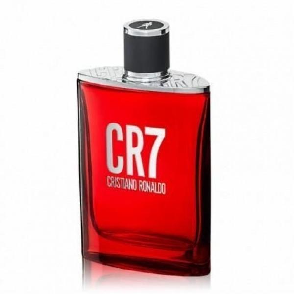 CRISTIANO RONALDO CR7 edt, 100мл Tester туалетная вода для мужчин