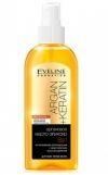 Eveline Argan Keratin масло эликсир аргановое для волос Argan Keratin интенсивная регенерация и комплексное восстановление для всех типов волос 8в1 эффект салонного ухода 150мл спрей