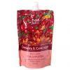 Fresh Juice гель для душа Lemongrass Vanilla Лемограс и ваниль 33% увлажняющего масла, 170мл саше