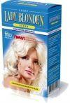 Фитокосметик  Lady Blonden  Осветлитель для волос Super с фитопорошком Белого льна