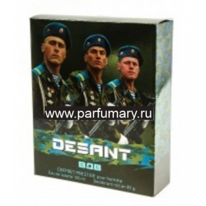 Desant ВДВ Набор для мужчин edt, 100ml   deo - ролик, 83ml Paris Line