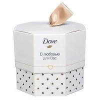 DOVE Набор подарочный С Любовью Крем - мыло   Крем питательный