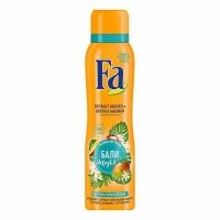 FA дезодорант спрей Бали Delight, 150мл