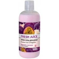 Fresh Juice Гель для душа Маракуйя Магнолия, 500мл
