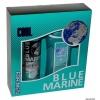 2 Blue Marine COOL пена для бритья, 200ml бальзам после бритья 150ml