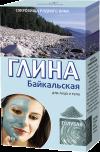 Фитокосметик  Сокровища Родного Края  Глина голубая Байкальская Омолаживающая  100г