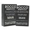 Roccobarocco Fashion MAN edt, 75ml туалетная вода для мужчин
