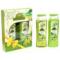 44 Provance OLIVE шампунь250ml гель для душа 250ml женский парфюмерный набор