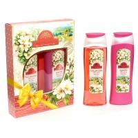 47 Provance WILD ROSE шампунь250ml гель для душа 250ml женский парфюмерный набор