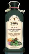 Рецепты Бабушки Агафьи Густой Шампунь Агафьи тонизирующий-ослабляющий 350мл