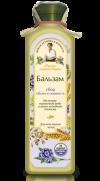 Рецепты Бабушки Агафьи Бальзам для волос сбор Объем и пышность для всех типов 350 ml