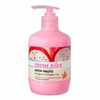 Fresh Juice Жидкое мыло Жасмин Dragon Fruit, 460мл дозатор