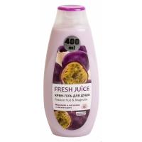 Fresh Juice Гель для душа Маракуйя Магнолия, 400мл