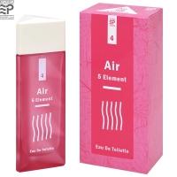 5 Element Air 5 Элемент Воздух edt, 100ml женская туалетная вода Evro Parfum