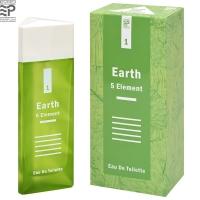 5 Element Earth 5 Элемент Земля edt, 100ml женская туалетная вода Evro Parfum