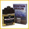 Montan Braun (Монтан Браун) edt, 100ml мужская туалетная вода Alain Aregon