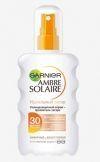 GARNIER Ambre Solaire Спрей для тела сухой солнцезащитный водостойкий SPF30 200 ml