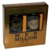 61 MILLION MAN шампунь 250ml гель для душа 250ml мужской