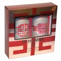 62 GI-HOMME шампунь 250ml гель для душа 250ml мужской