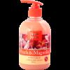 """Fresh Juice Жидкое Крем-мыло """"Peach"""" Персик-Магнолия с глицерином, 460ml Ф с дозатором"""