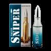 SNIPER 7.62*51 edt, 20ml Ponti parfum, пуля тёмно синяя
