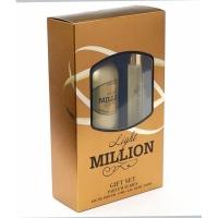 72 LIGHT MILLION Набор для женщин edp, 17ml   гель для душа, 250ml 1877