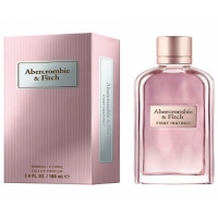 ABERCROMBIE and FITCH FITCH  INSTINCT edp, 50ml женская парфюмерная вода