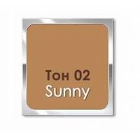 ALVIN D'OR Пудра MATT Bronzing Powder Hd Holliwod Р-16 №02 sunny