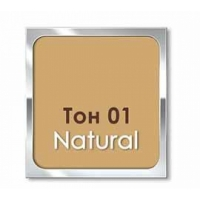 ALVIN D'OR Пудра MATT Bronzing Powder Hd Holliwod Р-16 №01 natural