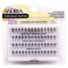 ANDREA пучки ресниц узелковые средние черные 25110