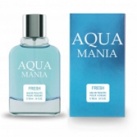 AQUAMANIA FRESH edt, 100ml мужская туалетная вода
