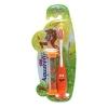 AQUARELLE KIDS зубная щетка для детей от 3-х лет  (4 цвета в ассортименте)    песочные часы в подарок