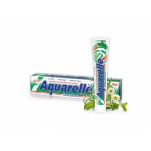 AQUARELLE Зубная паста  BioActive 2-х цветная 75мл