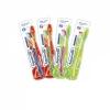 AQUARELLE зубная щетка средней жесткости FRESH/WHITE   SHINE  (4 цвета в ассортименте)