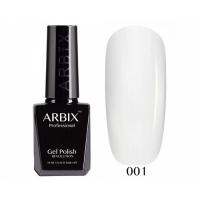 ARBIX Гель-лак №001 Белый