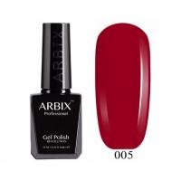 ARBIX Гель-лак №005 Тоскана Темно-красный