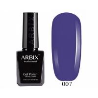 ARBIX Гель-лак №007 Черничный мусс