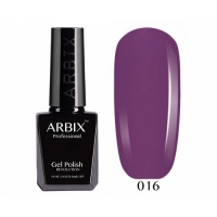 ARBIX Гель-лак №016 Манхеттон Сливовая пенка