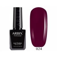 ARBIX Гель-лак №024 Сливовый Пунш