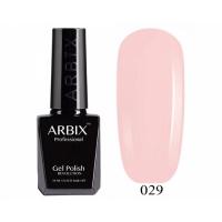 ARBIX Гель-лак №029 Медленный танец Нежно-персиковый