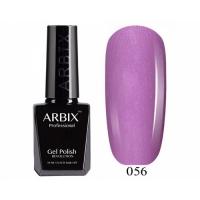 ARBIX Гель-лак №056 Весення роса Сиреневый перл