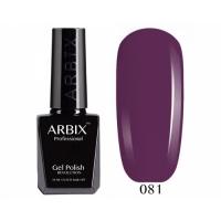 ARBIX Гель-лак №081 Изабелла Фиолетовый