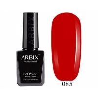 ARBIX Гель-лак №085 Аврора Классический красный