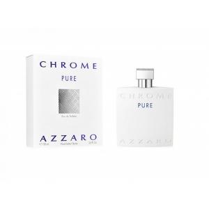 AZZARO CHROME PURE A/S Lotion 100ml туалетная вода для мужчин
