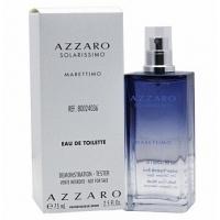 AZZARO SOLARISSIMO MARETTIMO edt, 75ml Tester туалетная вода для мужчин